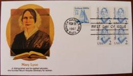 USA Mary Lyon - Celebrità