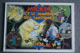 BD - MICKEY ET LE MANOIR FANTOME - EDITION 1987 - Livres, BD, Revues
