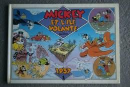 BD - MICKEY ET L' ILE VOLANTE - WALT DISNEY - - EDITION 1987 - Livres, BD, Revues