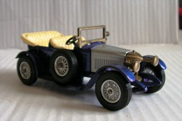 - Prince Henry Vauxhall - 1914 - Matchbox By Lesney Y-2 - 1970 - Difetto Defect - Matchbox