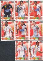 ADRENALYN XL PANINI FOOT 2011-2012 LIGUE 1 BREST STADE BRESTOIS 29 - Trading Cards