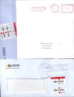 LOTE DE 24 SOBRES CIRCULADOS INCLUYE CORREOS PRIVADOS CHINA ARGENTINA  CONTRAREEMBOLSOS GIROS - Kilowaar (max. 999 Zegels)
