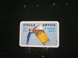 Playing Cards / Carte A Jouer / 1 Dos De Cartes Brasserie - Brouwerij / Stella Arttois Leuven / Louvain - Spielkarten