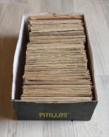 Lot d'env. 850  CP FRANCE type drouille et petites cartes