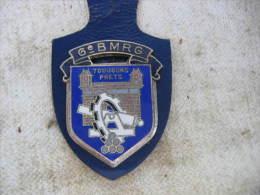 Rare!! Broche Du 6e Bataillon Du Matériel De La Réserve Générale. Devise:Toujours Prets - Army