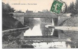 DORDIVES - Pont Du Canal - Dordives