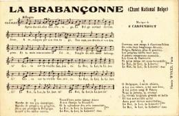 La Brabanconne - Evénements
