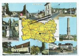 CPM - Liancourt 8 Vues - Liancourt