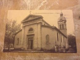 Le Péage De Roussillon L église - France