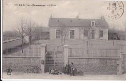 18 MASSOEUVRE  Coin Du VILLAGE ENFANTS Devant L' Entrée De  L' ECOLE  Timbre 1913 - Zonder Classificatie