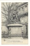 Cp, Militaria, Charleville - Monument Commémoratif (1870) - Monuments Aux Morts