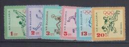 BULGARIE    1964     N°  1279 / 1284     COTE   5 € 50          ( D 133 ) - Bulgarije