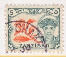 ZANZIBAR  264    (o) - Zanzibar (...-1963)