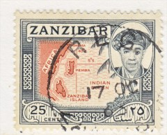 ZANZIBAR  268    (o) - Zanzibar (...-1963)