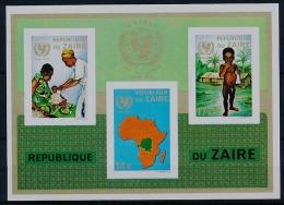 Zaire - Feuillet de luxe - LX800/802 - 1971 - MNH - Rare