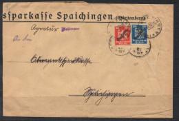 S194.-.GERMANY REICH COVER .-. WEHINGEN 30-10-37 - Briefe U. Dokumente