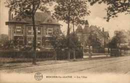 Berchem Ste.Agh. : Les Villas - St-Agatha-Berchem - Berchem-Ste-Agathe