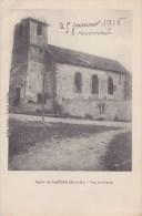 Cp , 54 , SAINTE-PÔLE , L'Église , Vue Extérieure - Other Municipalities