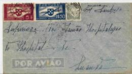 Lettre De 1939 - Lettere