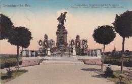 Cp , 57 , METZ , Environs , Champ De Bataille : Monument Français De Noisseville - Metz