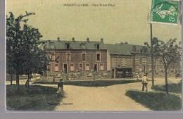 NOGENT - SUR - OISE . Place Victor - Hugo . - Nogent Sur Oise