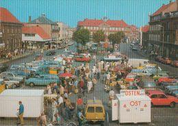 Dänemark - Rønne - Place - Cars - Opel Manta - Ford - VW - Danimarca