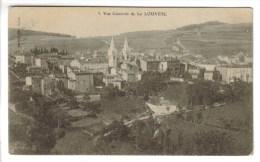 CPA LA LOUVESC (Ardèche) - Vue Générale - La Louvesc
