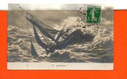 Bateaux -  En Perdition ! Deauville Trouville - Voiliers