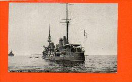 """Bateaux -  """"Le CONDE """" Croiseur Cuirassé - Guerre"""