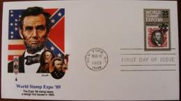 USA Abraham Lincoln - Celebrità