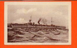 """Bateaux - Croiseur """"Duguay- Trouin"""" (marine Militaire Française) - Guerre"""