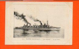 """Bateaux - Marine Nationale - """"Jules Michelet"""" - 12.570 Tonnes - Guerre"""