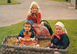 - LA NORMANDIE - Costumes, 3 Enfants - - Costumi