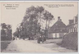 FIENNES (Boeucres) - Route De Guines - TTB - France