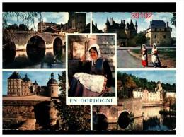 Chateaux De La Dordogne  Multivues - France