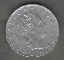 ITALIA 50 LIRE 1963 - 1946-… : Repubblica