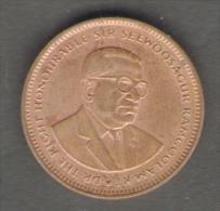 MAURITIUS 5 CENTS 1999 - Mauritius