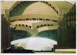 REF 196 CPM Arabie Saoudite Saudi Arabia Airpot Jeddah Mercedes Benz Gros Plan - Arabie Saoudite