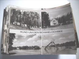 Duitsland Deutschland Ehem. DDR Brandenburg Schwielochsee - Schwielowsee