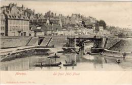 NEVERS - Le Pont Mal Placé    (70429) - Nevers