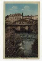CP , 49 , MONTFAUCON , Le Pont De La Moine - Montfaucon