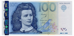 ESTONIA 100 KROONI 2007 Pick 88b Unc - Estonia