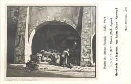 Annecy 74 Haute Savoie Marchande De Légumes  D'après Marie Biennier Salon Des Artistes Français 1936 - Annecy