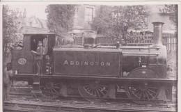 Locomotiva Addington - Treni