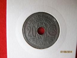 20 Centimes Lindauer 1946 - France
