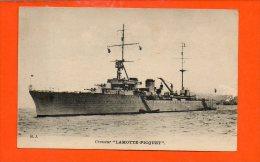 """Bateaux - Croiseur """"lamotte-Picquet"""" - Guerre"""