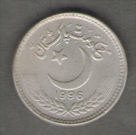 PAKISTAN 25 PAISA 1996 - Pakistan