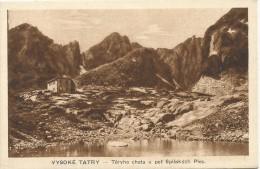 Slovakia Vysoke Tatry Teryho Chata U Pet Spisskych Ples - Slovakia