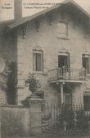 CHARMES SUR MOSELLE - Château Maurice Barrès - Charmes