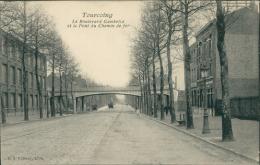 59 TOURCOING / Le Boulevard Gambetta Etr Le Pont Du Chemin De Fer / - Tourcoing